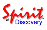 Spirit of Discovery logo