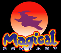 Magical logo